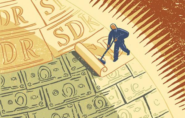 Мировые деньги готовятся к выходу на большую политическую сцену