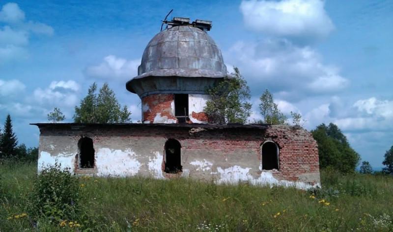 Обсерватория А. Дьякова