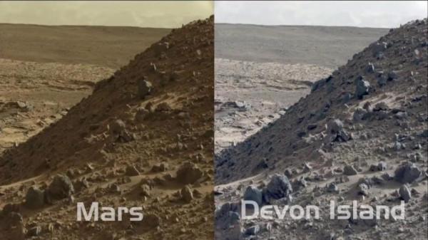 Агентство НАСА никогда не врало и вот опять...