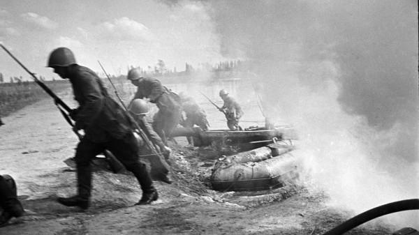 Подвиги русских солдат, поразившие немцев
