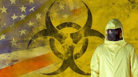 Военная биолаборатория США - угроза народам Средней Азии и России