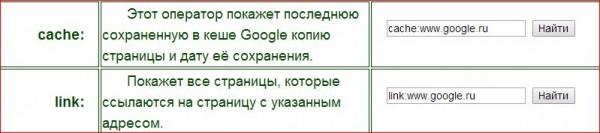 Формулы поисковых запросов 14