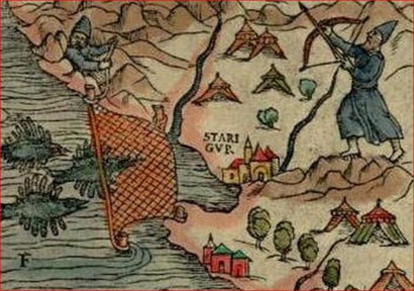 Бьярмия  карты 7