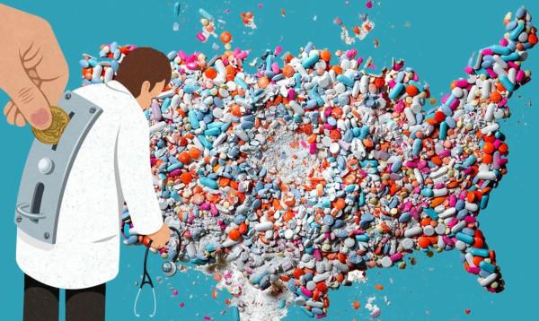 О политической силе медицинско-фармацевтического лобби