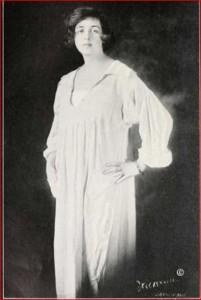 Клара Шеридан, двоюродная сестра Черчилля