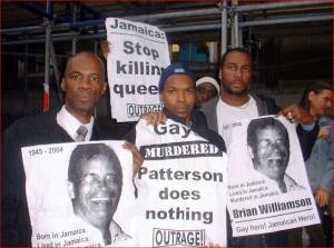 На Ямайке лучше быть натуралом. С извращенцами никто не церемонится