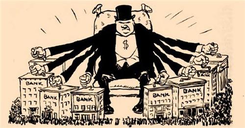 Диктатура монополий как объективное следствие свободной конкуренции