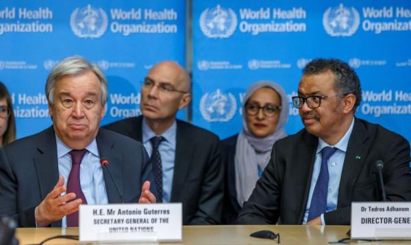 Метаморфозы Всемирной организации здравоохранения