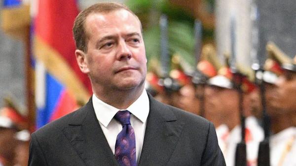 Д.А. Медведев. Почему бессмысленны контакты с нынешним украинским руководством