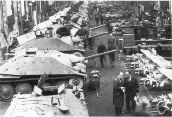 Чехи – самые верные и надёжные союзники фашистской Германии