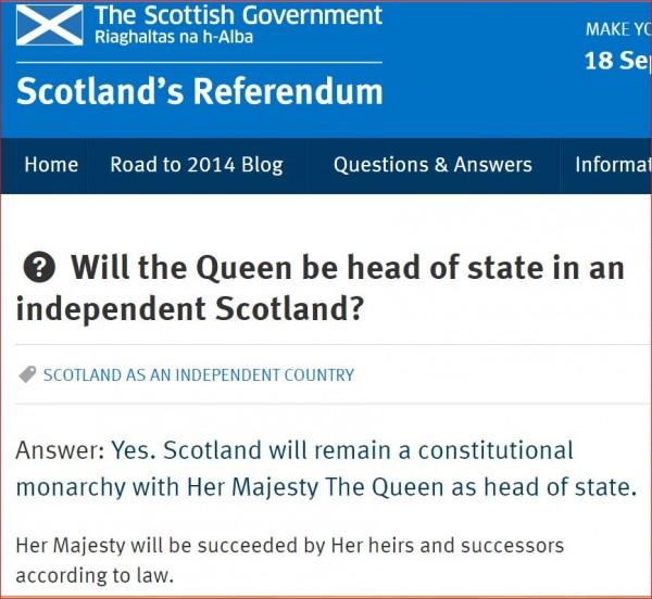Голосование Шотландии