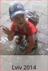 Зомбирование детей Украины