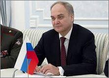 замминистра обороны России Анатолий Антонов