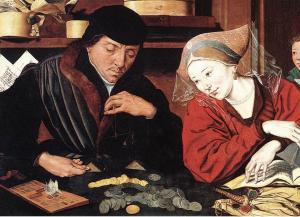 Из истории ростовщичества в Средние века