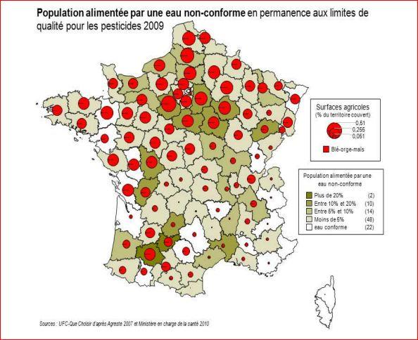 Вода во Франции 1