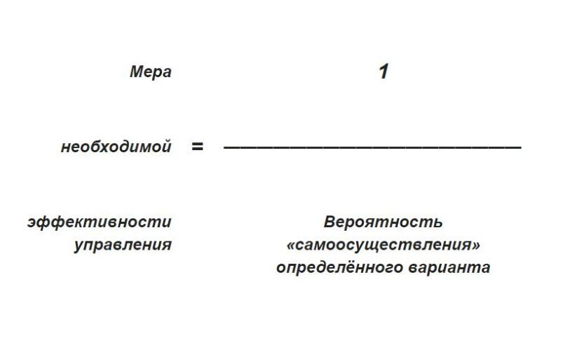 Достаточно общая теория управления, ДОТУ