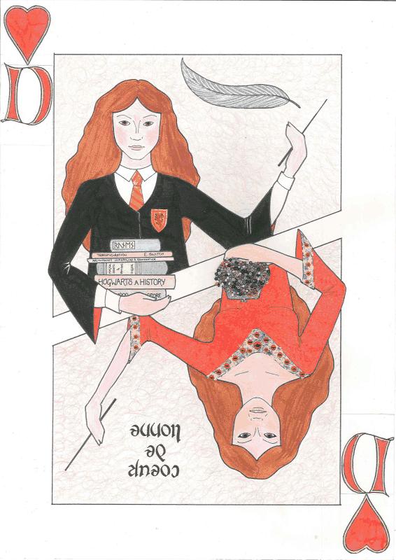 Dame de Coeurs (1)