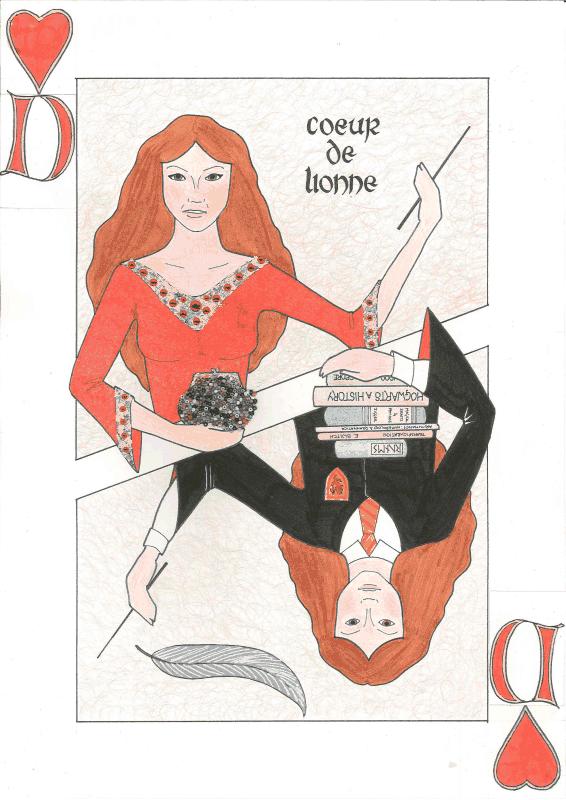 Dame de Coeurs (2)