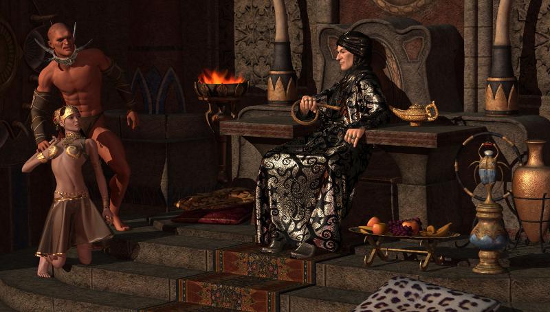 Sultan Snape