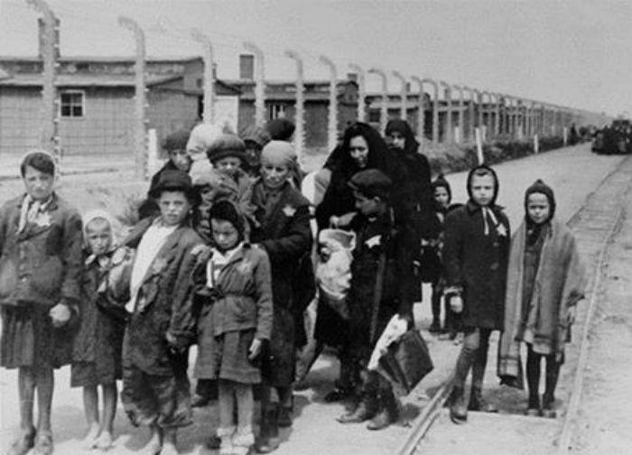 Несчастные евреи