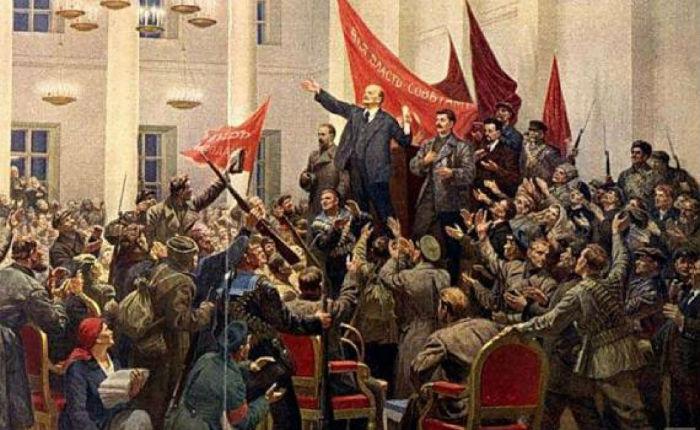Революция неизбежна