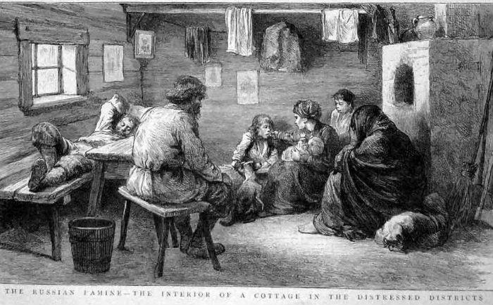 крестьянские семьи