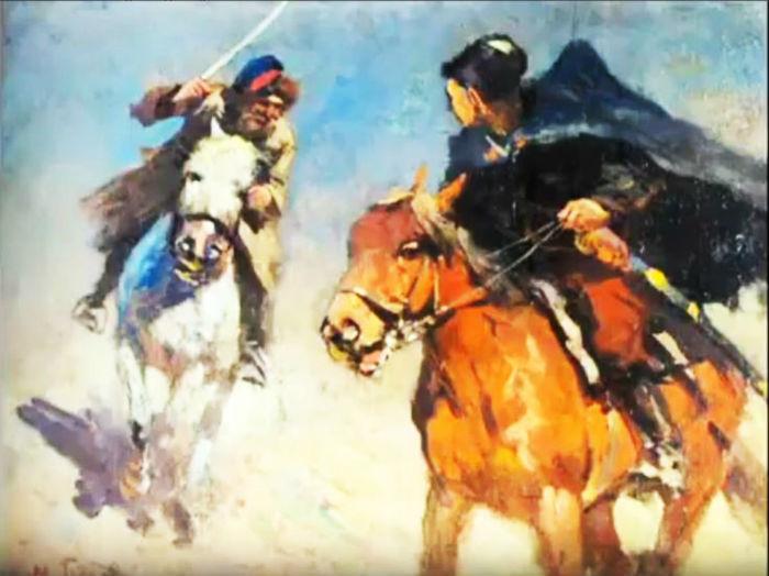 казаки-в-1917-г