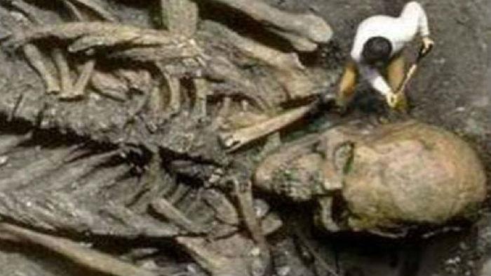 Археологические находки, которые прячут