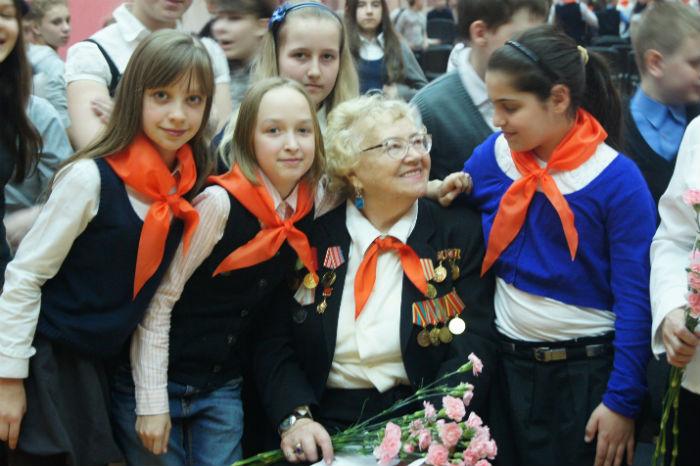 komsomol и ветераны