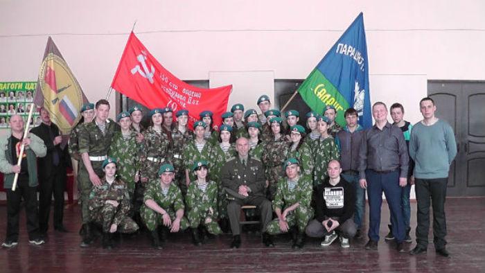Парашютно-десантный клуб Саланг