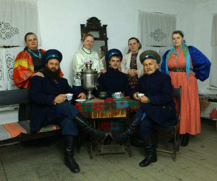 Казачий, народный ансамбль Воля