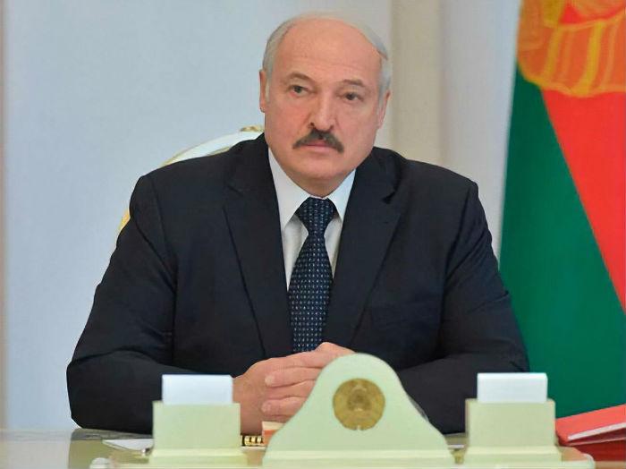 Лукашенко о короновирусе