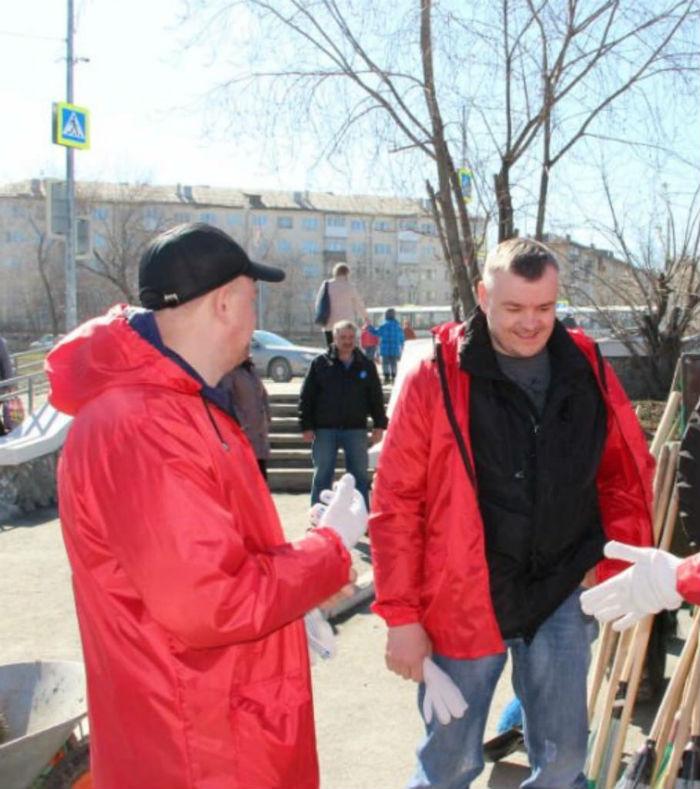 Красный проект. День рождение В. И. Ленина