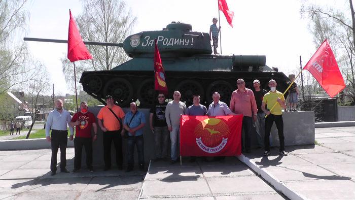 Красный проект. 9 мая