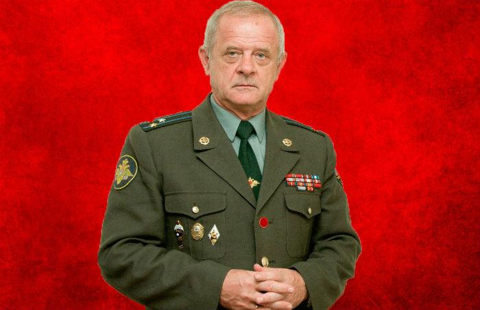 Полковник ГРУ ГШ РФ В. В. Квачков