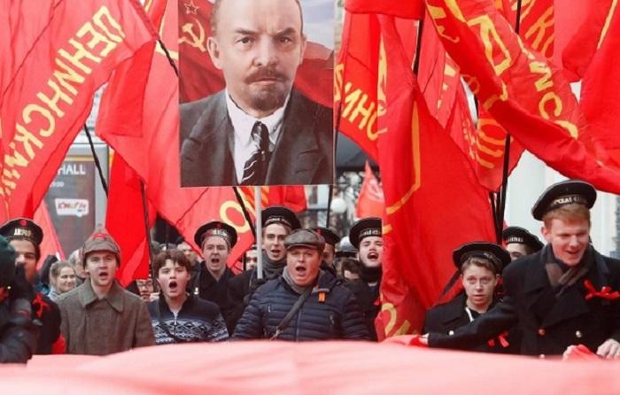 Великая Октябрьская социалистическая революция. Уроки прошлого и настоящего. Для конкурса
