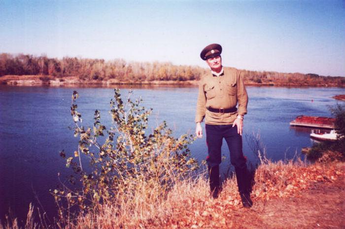 На берегу батюшки-Дона