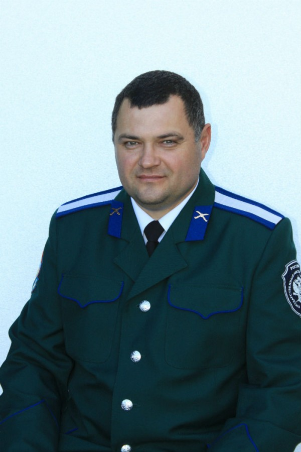 Наказной атаман Валерий Иванович Повод
