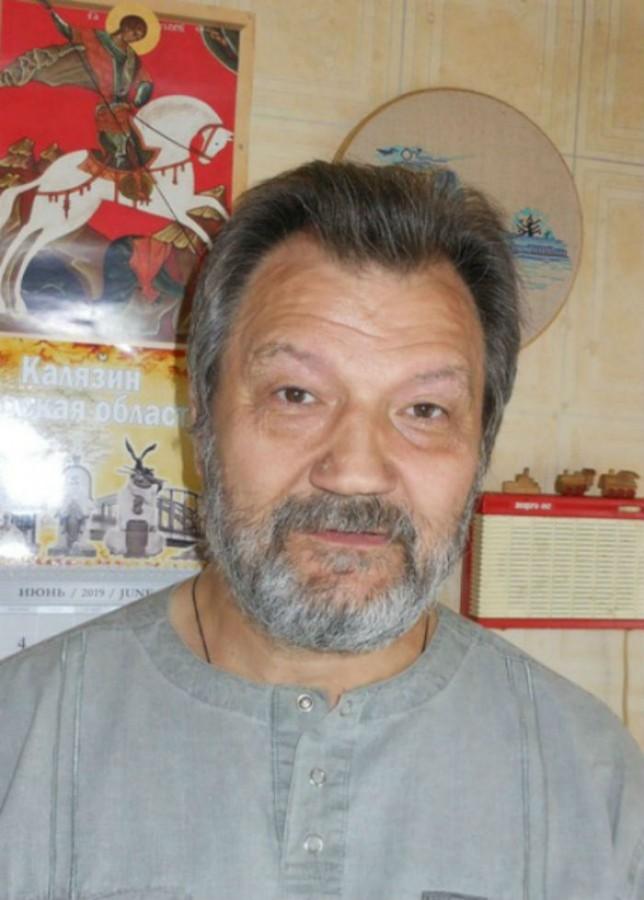 Журналист, публицист, поэт Игорь Владимирович Кулебякин