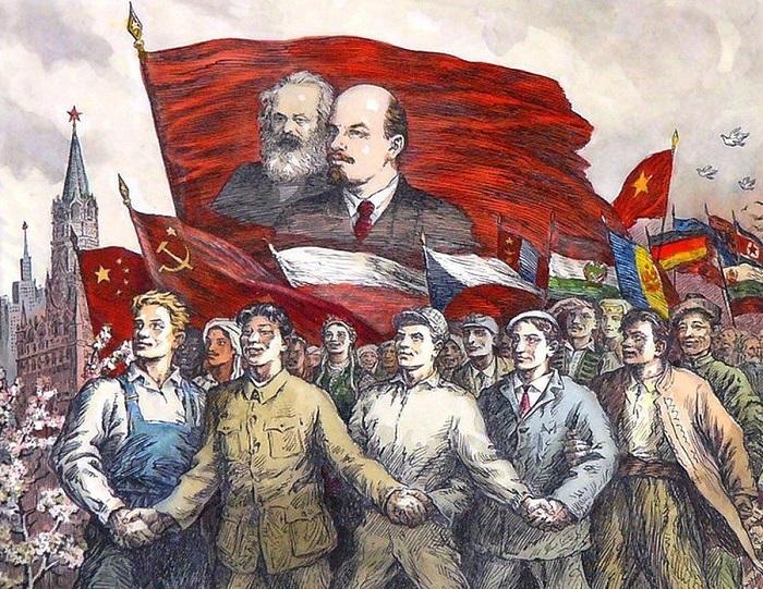 Спасибо тебе, революция