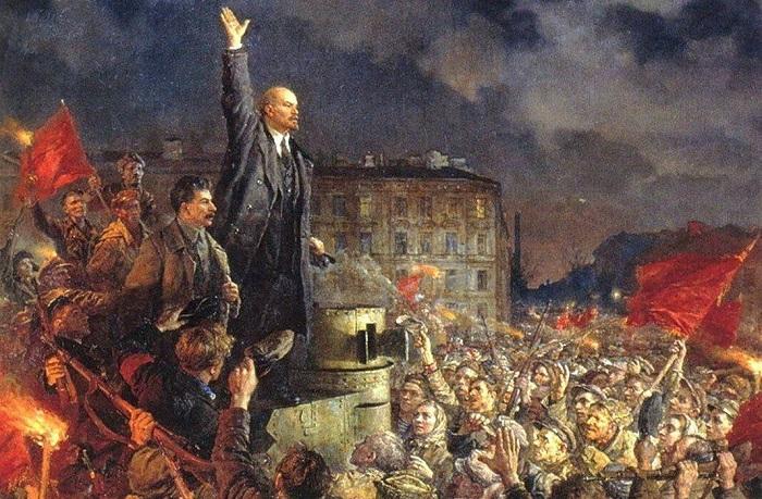 Революция 1917 года. Для конкурса