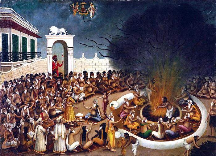 махабхарата-060-жертвоприношение-змей