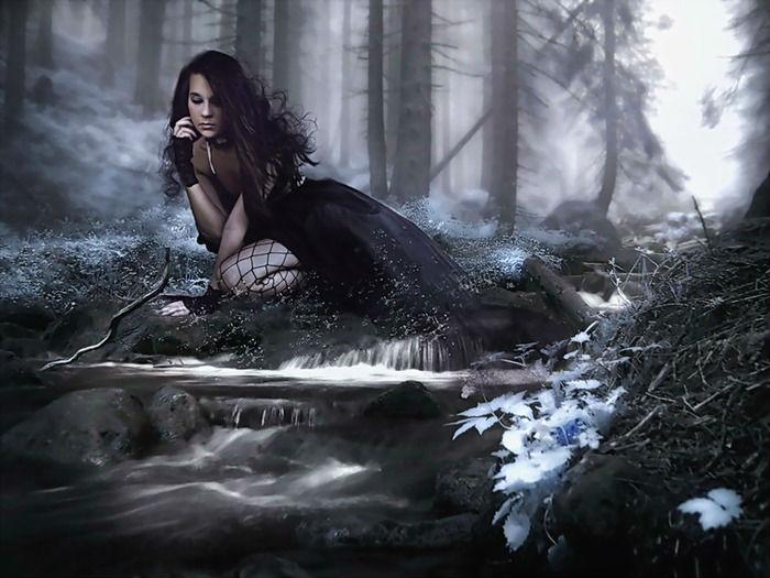 Прекрасная ведьма