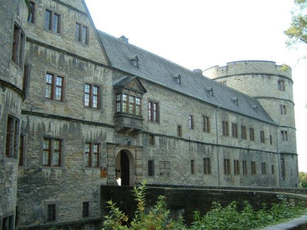 Замок СС