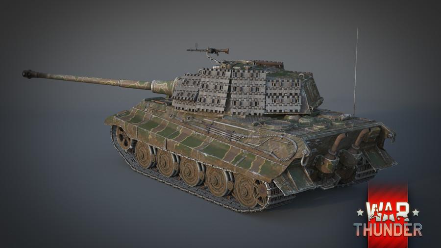Tiger II Sla.16