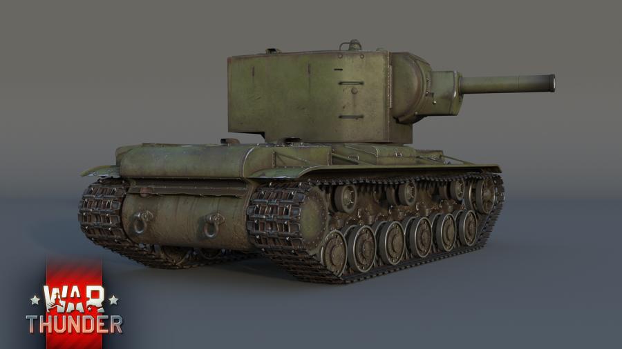 КВ-2 обр. 1940 года