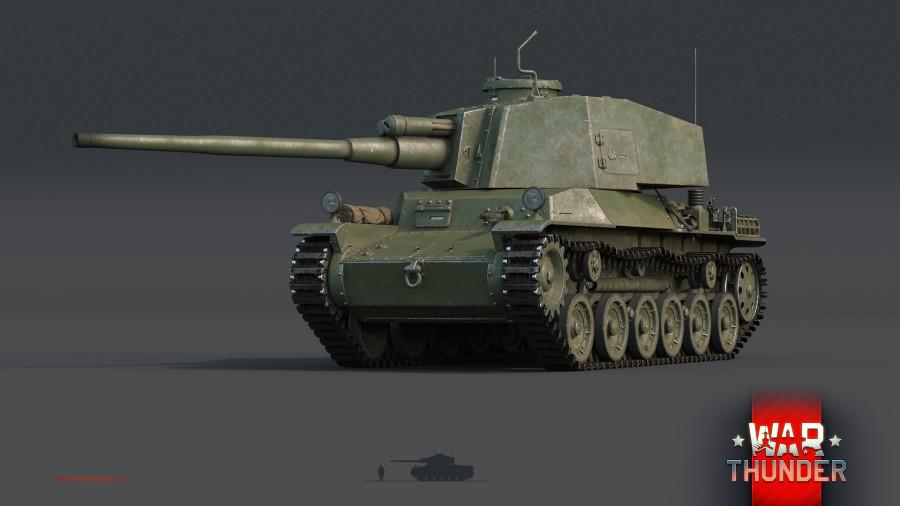 Type 3 Chi-Nu 2