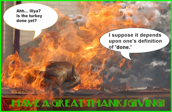 exploding turkey 2