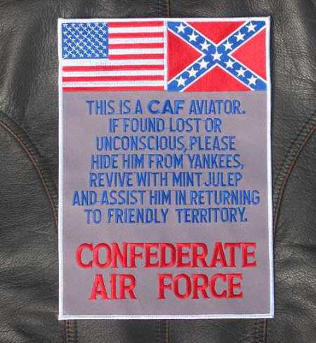Confederate Air Force Jacket