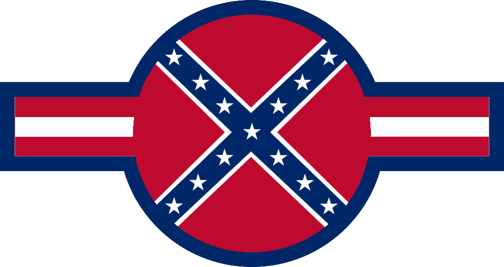 Confederate Air Force Roundel